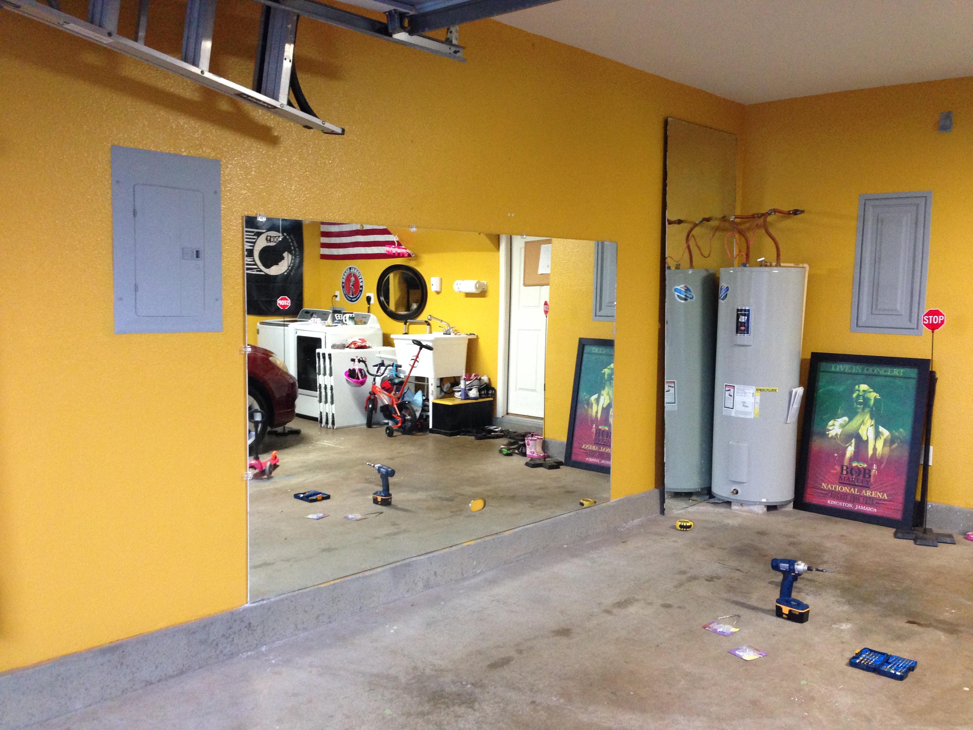 DIY gym | lifewellspent808